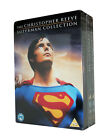 The Christopher Reeve Superman Collection (DVD, 2006, 9-Disc Set, Box Set)
