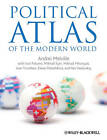 Political Atlas of the Modern World by John Wiley and Sons Ltd (Hardback, 2010)