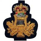 Bandsman, Sleeve Badge, Mess Dress, Army, Harp, Band