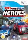 Emergency Heroes (Nintendo Wii, 2008, DVD-Box)