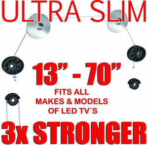 Ultra-Slim-Wall-Mount-Bracket-for-SONY-50-inch-LED-TV