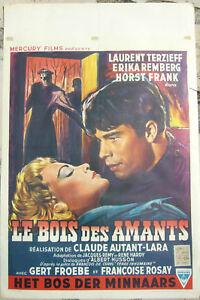 BOIS-DES-AMANTS-Autant-Lara-TERZIEFF-Rosay-1960
