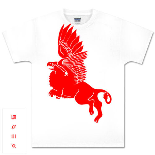 30 SECONDS TO MARS GRYPHON T SHIRT NEW OFFICIAL JARED LETO THIS IS WAR