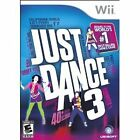 Just Dance 3 (Nintendo Wii, 2011)