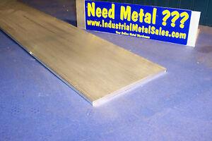 1/4&#034; x 6&#034; 6061 T6511 Aluminum Flat Bar x 60&#034;-Long-&gt;.250<wbr/>&#034; x 6&#034; 6061 Flat