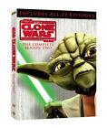 Star Wars - The Clone Wars - Series 2 - Complete (DVD, 2010, 5-Disc Set)