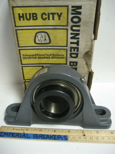 NEW HUB CITY MOUNTED BEARING PB221X11516 YE613