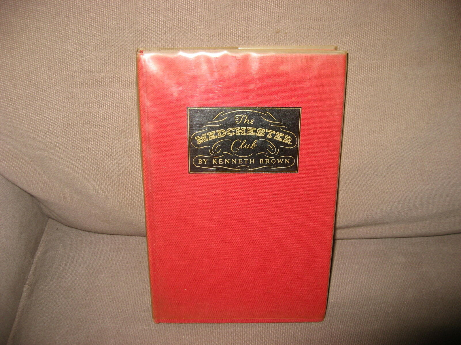 The Medchester Club by Kenneth Brown st Very Good Condition