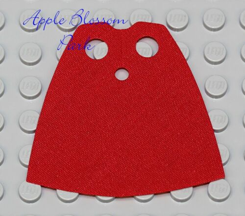 Star Wars//Pirate//Harry Potter//Castle Minifigure Genuine Lego RED MINIFIG CAPE
