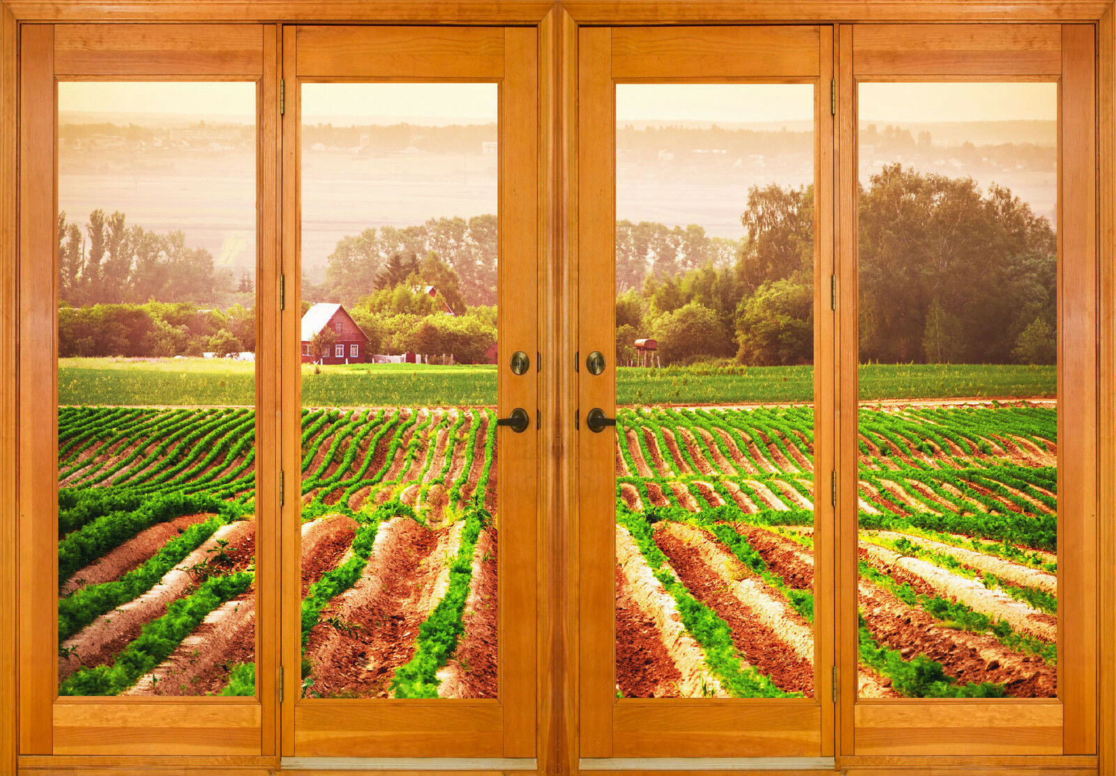 Aufkleber Fenster Schein Auge Deko Feld Ref 2523 (10 Größe)