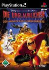Die Unglaublichen - The Incredibles: Der Angriff des Tunnelgräbers (Sony PlayStation 2, 2005, DVD-Box)