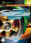 Need For Speed: Underground 2 (Microsoft Xbox, 2004, DVD-Box)