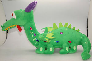 My-Little-Pony-Friendship-is-magic-Dragon-Crackle-Cartoon-Green-Plush-Toy-Doll