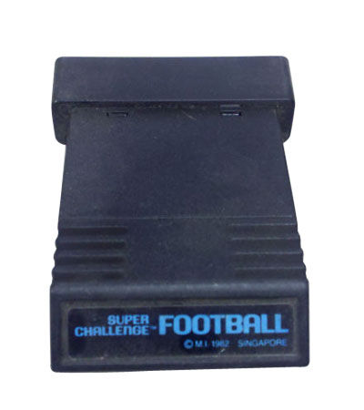 Super Challenge Football - Intellivision cartridge only