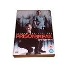 Prison Break - Series 1 Vol.2 (DVD, 2006, 3-Disc Set)
