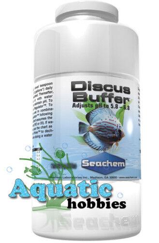 Seachem Discus Buffer 50g Adjusts pH to 5.8 - 6.8