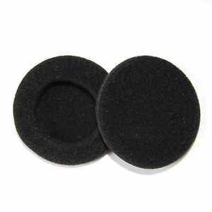 2-Replacement-HeadPhone-Headset-Ear-Foam-Pad-Cover-55mm