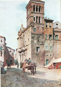 ROMA-SPARITA-MARIA-IN-MONTICELLI-E-Roesler-Franz-Ed-E-VERDESI