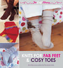 Knits for Fab Feet & Cosy Toes by Anna Tillman (Paperback, 2012)