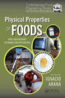 Physical Properties of Foods: Novel Measurement Techniques and Applications by Taylor & Francis Inc (Hardback, 2012)