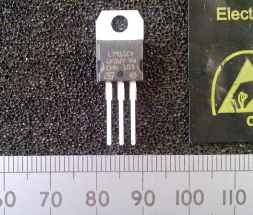 78xx 79xx tres terminal To-220 Lineal Voltaje Regulador Ic 1.0 a Varios