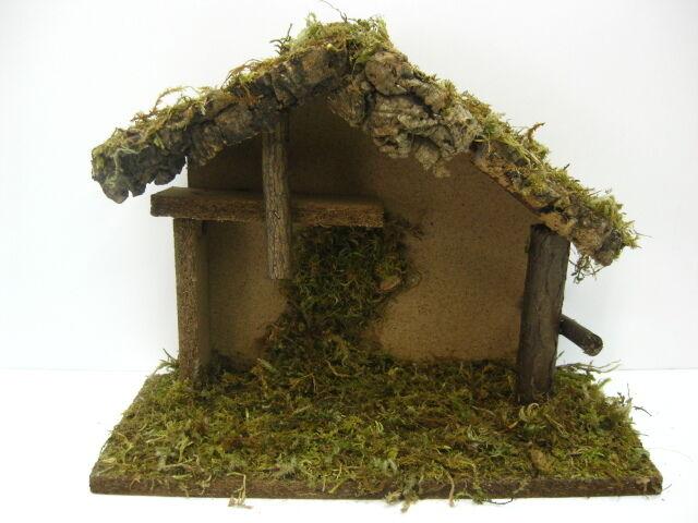 Nativity Stable Manger Scene Presepio Pesebre Establo
