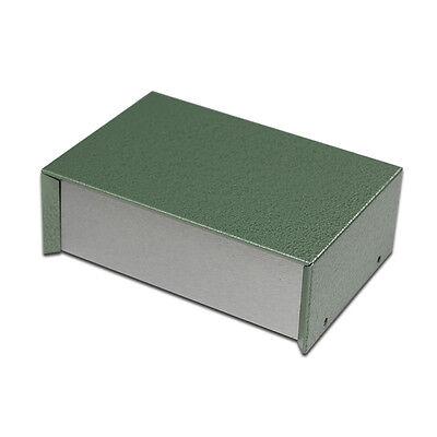 "SC642  6""x2""x4"" DIY Electronic Metal & Aluminum Project Box Enclousure Case"