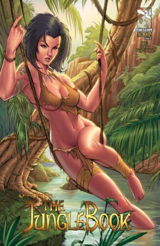 2012 Grimm Fairy Tales The Jungle Book #2 Zenescope DeBalfo