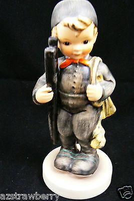 """Vintage Hummel Goebel W Germany Porcelain Chimney Sweep boy Figurine 5.5"""" 12/I"""