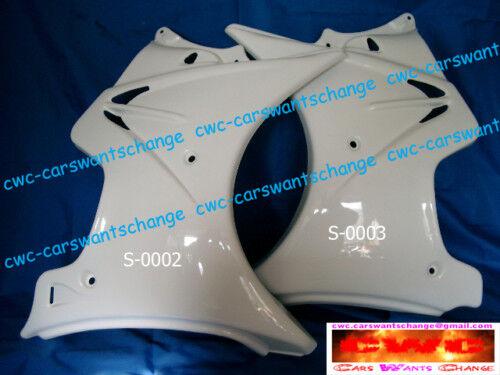 SUZUKI GSF 600 S 1200 S BANDIT 2000 - 2005 LEFT + RIGHT SIDE FAIRING / PANELS