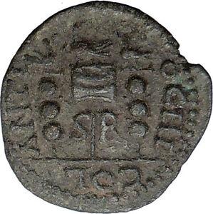 PHILIP-I-the-Arab-gt-Pisidia-Antioch-Legion-Symbols-Ancient-Roman-Coin-i18692