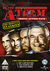The A-Team - Triple Action Pack (DVD, 2010)