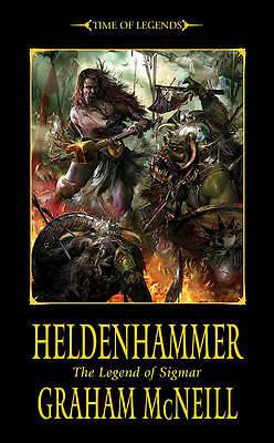 Heldenhammer: Book 1 (The Time of Legends) by McNeill, Graham, Good Book (Mass M