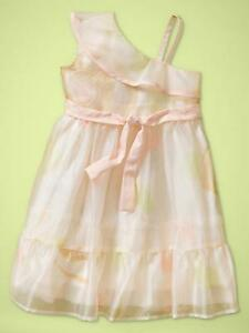 Baby Gap Girls e Shoulder Organza Dress New With Tags