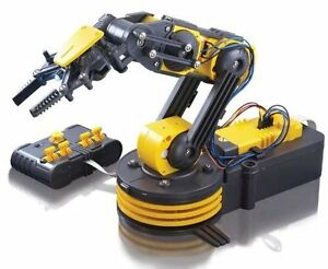 OWI-OWI-535-ROBOTIC-ARM-EDGE-KIT-Non-Solder-NEW