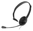 Panasonic KX-TCA400 Black Headband Headsets