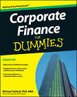 Corporate Finance For Dummies by Michael Taillard (Paperback, 2013)