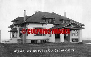 Image Is Loading 1912 Oregon Orenco Or Nursery Company Historic