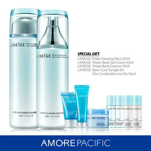 LANEIGE-White-Plus-Renew-GIFT-SET-Skin120ml-Emulsion100ml-AMOREPACIFIC