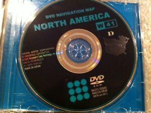 LEXUS TOYOTA NAVIGATION DVD GEN 4 LS430 ES330 LX470 4.1 ...