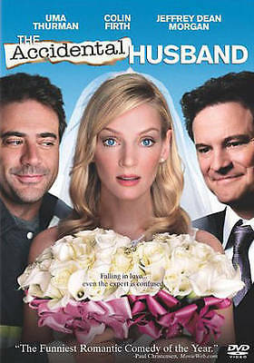 The Accidental Husband (DVD, 2009) Uma Thurman, Colin Firth, Jeffrey Morgan