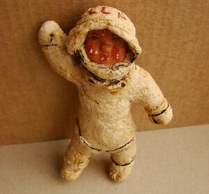 Russian Soviet USSR Doll SPACE Cosmonaut Gagarin 1960s Christmas