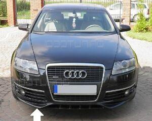 Audi-A6-C6-4F-Frontspoiler-Spoilerlippe-Spoiler-Tuning-S6-RS6-Spoiler