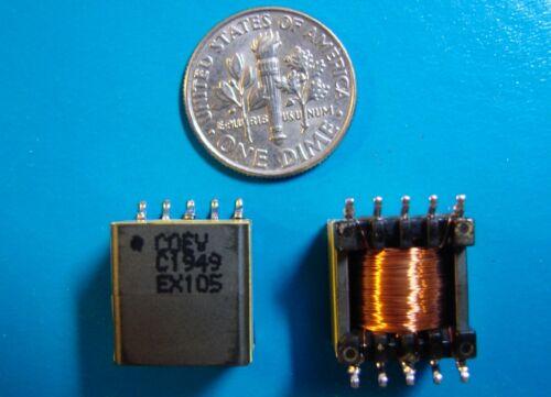 CoEv TE Connectivity 6.5mH Transformer C1949 MGBBT-00309, Qty. 10pcs