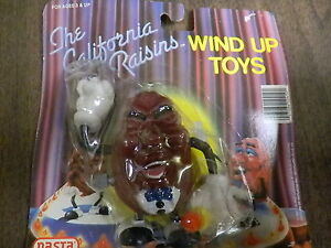 The California Raisins Collectible Wind Up Toy #1 by Nasta 010912E