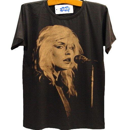 BLONDIE Debbie Harry 80s Indie Punk Rock T-Shirt S/M