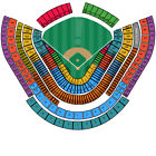 Los Angeles Dodgers vs San Francisco Giants Tickets 08/21/12 (Los Angeles)