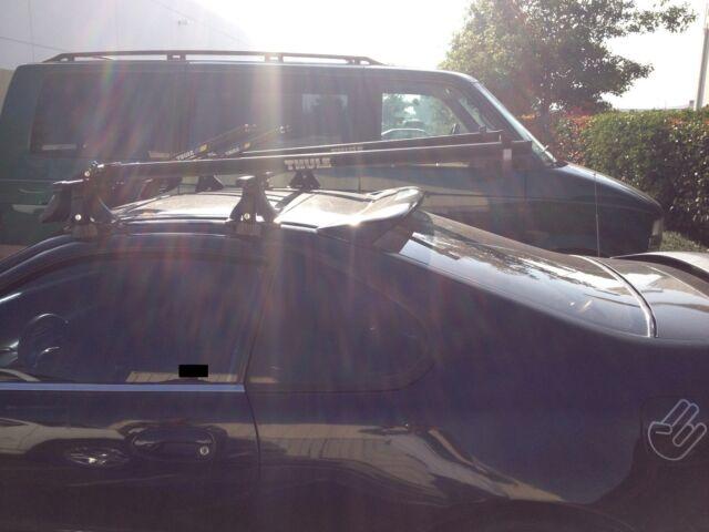 Speedzone Rear Roof Window Visor Spoiler Honda Prelude 92 93 94 95 96