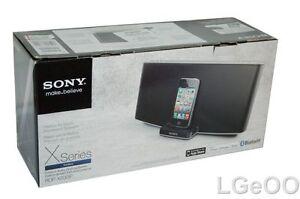 NEW-Sony-RDP-X200IP-Speaker-Dock-for-iPad-iPhone-iPod-w-Bluetooth