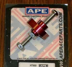 ape manual cam chain tensioner zx6r